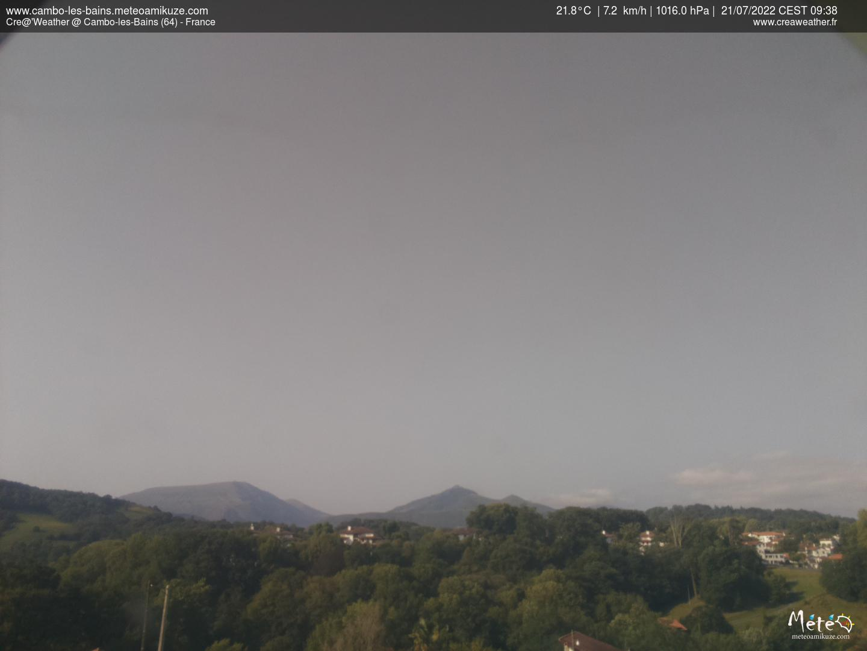 webcam Cambo-les-Bains